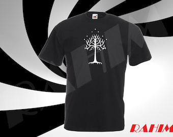 Lord of the rings the white Tree of Gondor ,Kid's T-shirt