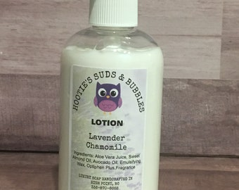 Hand & Body Lotion - Lavender Chamomile 8oz