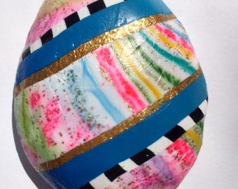 Decorative Easter Egg Magnet 1287