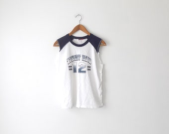 Womens 'Tight End' Sporty Tee