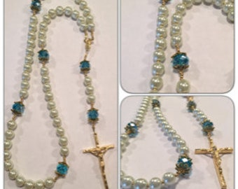 Personalized 5 Decade Rosary