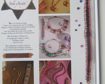 Book ' Crystal beads and seed - over 55 patterns