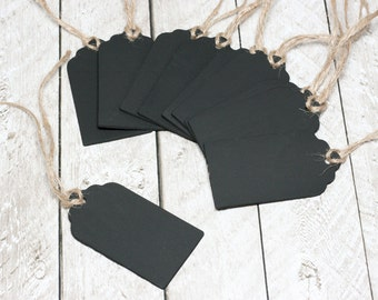 Chalkboard Tags & Signs