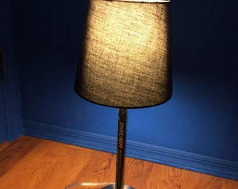 Hockey Stick Lamp