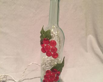 Grape Wine Lamp