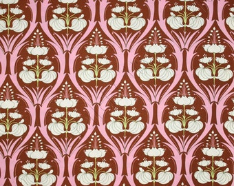 Amy Butler Soul Blossoms Passion Lily Mulberry Fabric by the Yard AB66-MULBERRY