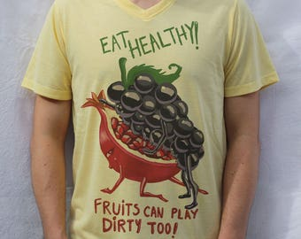 Eat Fruits T shirt
