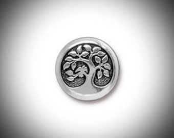 Silver Tree of Life Lapel Pin, Mens Tie Tack Celtic Jewelry Irish Jewelry Groomsmen Gift Unisex Bohemian Bridal Celtic Jewelry