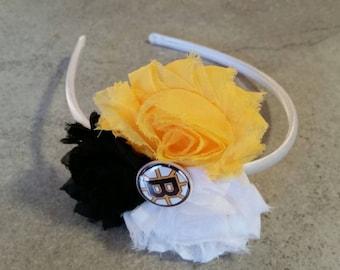 Boston Bruins Headband.