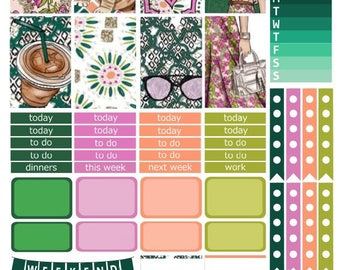 Savannah | Weekly Printable Planner Kit