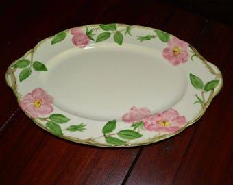 Desert rose platter | Etsy