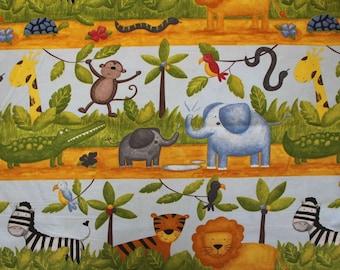 ORGANIC - A harmonious Jungle animals