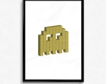Space Invader - Gold