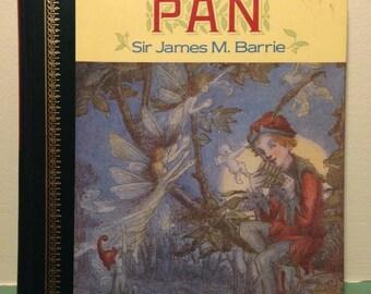 Peter Pan vintage book, 1987