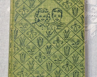 Bobbsey Twins in Mexico Childrens Adventure Book 1947 Vintage Book PanchosPorch