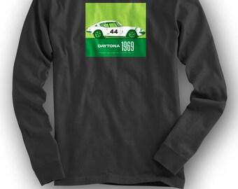 Triumph GT6 Long Sleeve T-Shirt