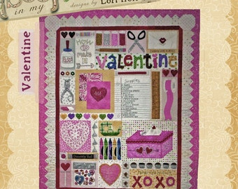 How to Make a Valentine pattern
