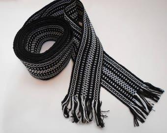 Ukrainian hand woven belt, krayka. #34