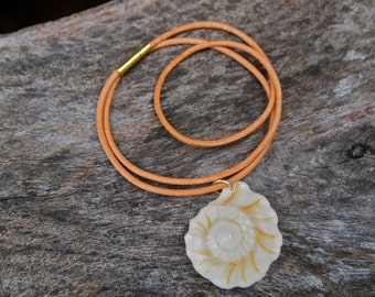 Floridian Sea Shell necklace