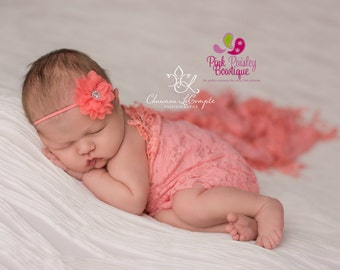 Baby Headband 11 colors  Mini infant headbands - Baby Girl Headbands -YOU PICK 1- Newborn headbands - Baby Hair Accessories - Baby Hairbows