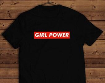girl power shirt, Feminist shirt, feminist T-shirt, feminism shirt, Cute Feminist T-shirt, slogan tshirt, funny tshirt for woman, cute tee