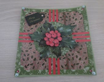 DOUBLE SQUARE SPECIAL CHRISTMAS CARD