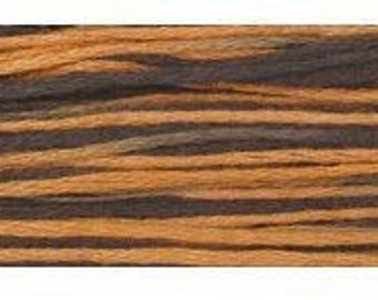 2229 Jack-O-Lantern - Weeks Dye Works 6 Strand Floss