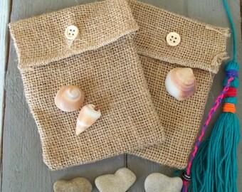 Burlap Bags, Gift Bags, Burlap Favor Bags, Jute Bags, Party Favor Bags, Wedding Gift Bags, Jute Favor Bags, Jewelry Bags, Wedding Favor Bags