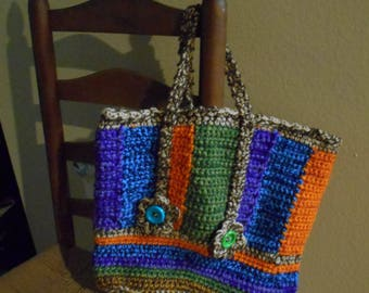 Bold and Beautiful Tote