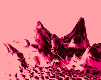 Mountain limited edition _ Art Print