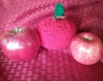 Crochet Pretend Play Apple