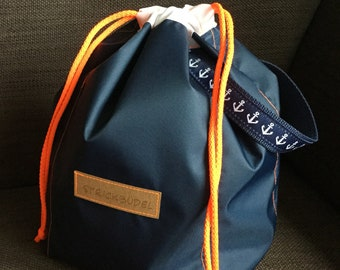 Strickbüdel Knitting Project Bag