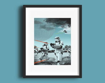 Star Wars - Rogue One Print