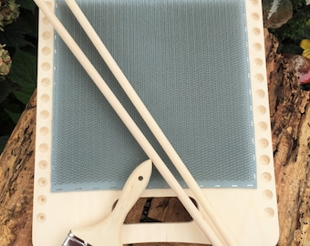 "Blending Board 72 TPI Cloth ""Voted Best New Blending Board on the Market"", Made by Heavenly Handspinning"