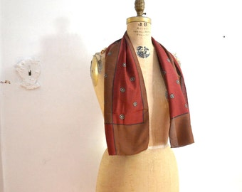 Vintage Emanuel Ungaro silk scarf