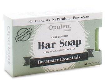 Natural Bar Soap - Rosemary