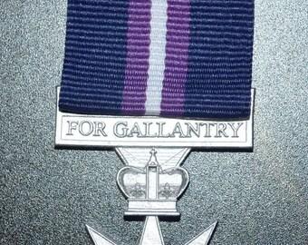 TRMN Dress Medal -D- Navy Star