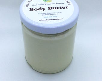 Organic Body Butter (unscented)