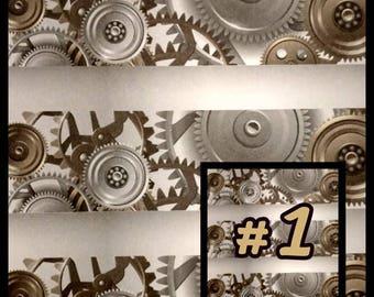 Rugged Machine #1-#5