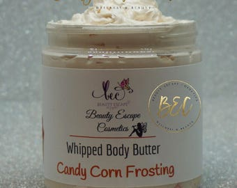 Whipped Body Butter - Candy Corn Frosting