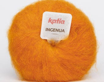 INGENUA yarn - color (65) Katia Katia - ball 50 GR