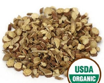 Licorice Root C/S, Organic 1 Pound (lb)
