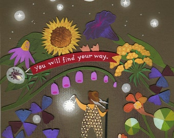 Find Your Way Giclee Print