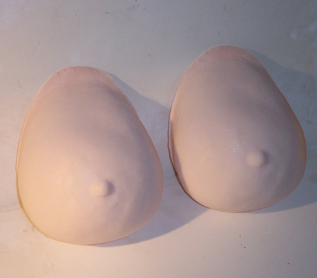 Ddd Mature Tits Classy size xl foam breast forms pair extra-large crossplay falsies