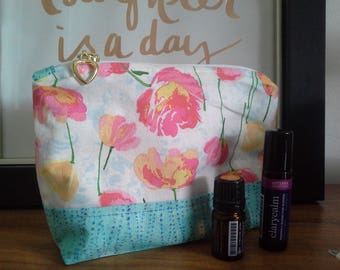 Essential oil bag / pouch, do Terra essential oil pouch