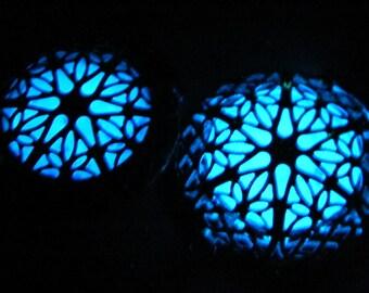 Glow in the Dark Locket - Custom