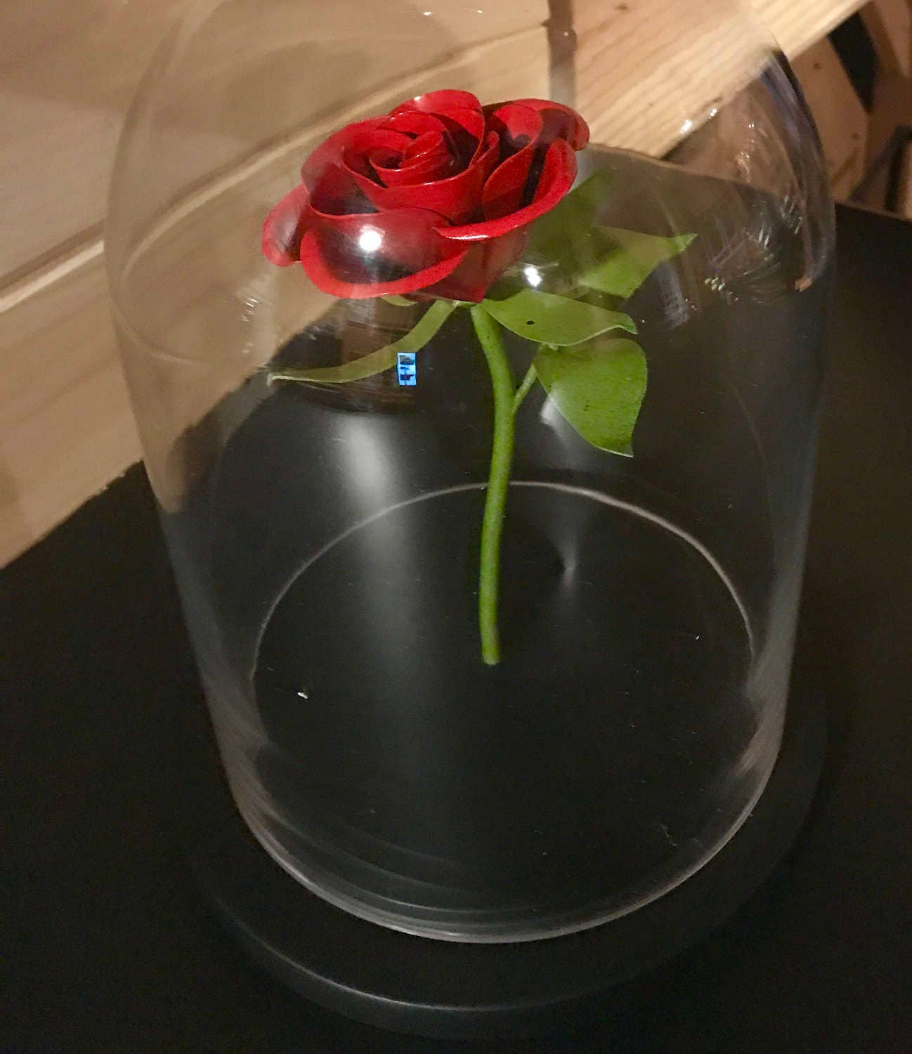 Enchanted metal rose sculpture beauty and the beast a tale as old gallery photo gallery photo gallery photo gallery photo izmirmasajfo Choice Image