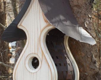 Wooden BIRD HOUSES | Outdoor Birdhouse | Bird Hosues