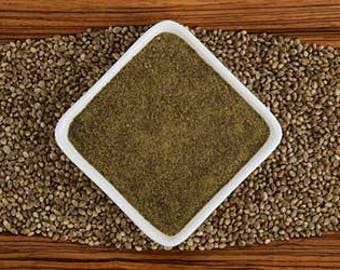 Organic Hemp Powder - 50% Protein