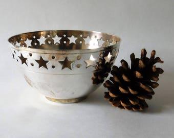 Vintage Silver Plate Bowl